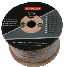 MT-Power Luxe Master Speaker Wire AWG 2/16 100m